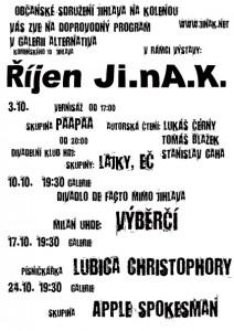 PLAGÁT JIHLAVA